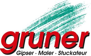 Stuckateur Gruner Logo